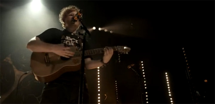 Ed Sheeran – Live @ London O2