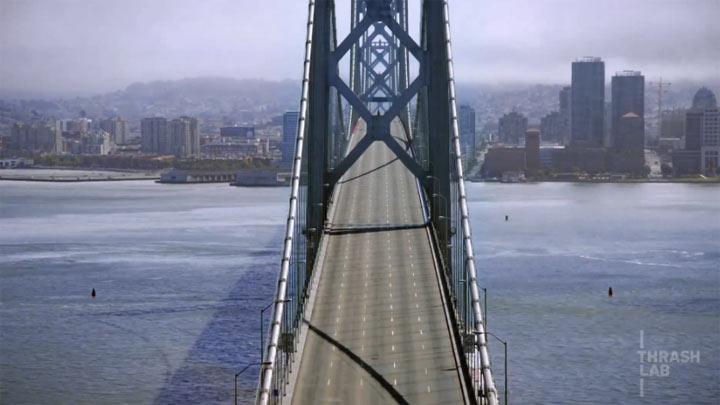Timelapse: San Francisco ohne Menschen