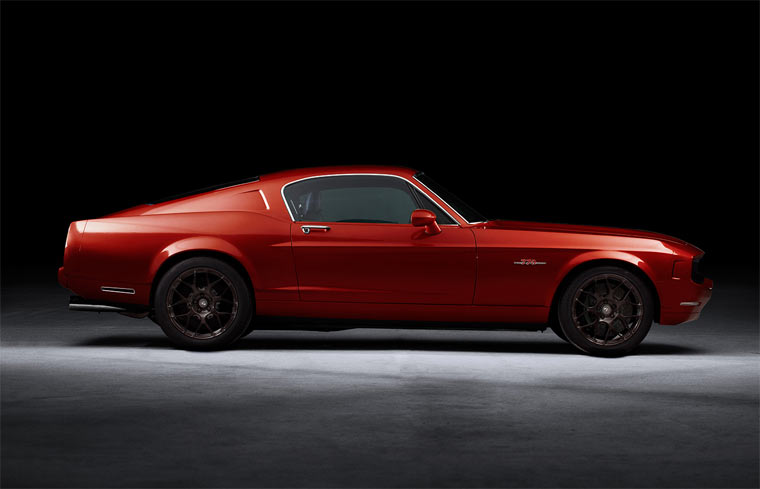 2014 Equus BASS770 Luxury Muscle Car
