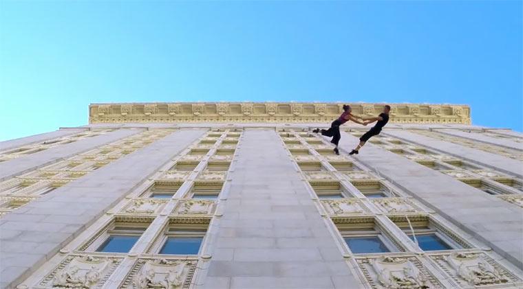 Fassaden-Tanz