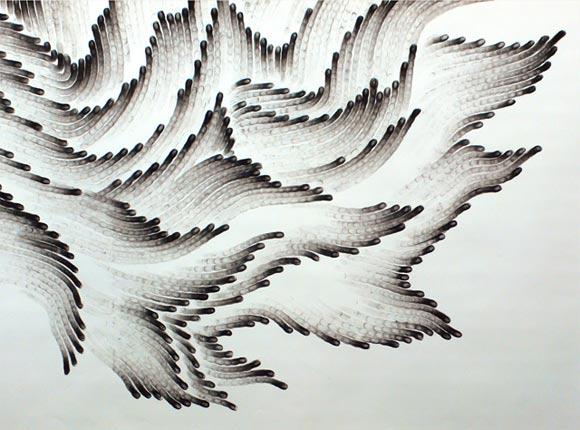 Fingerabdruckkunst
