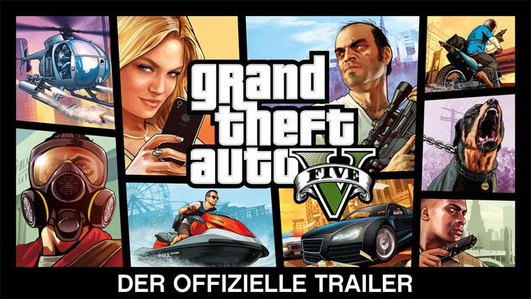 Neue GTA V-Trailer!