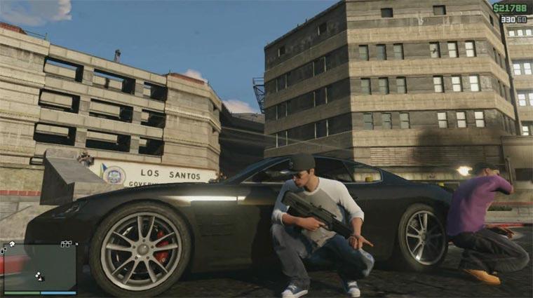 GTA Online Gameplay & Infos