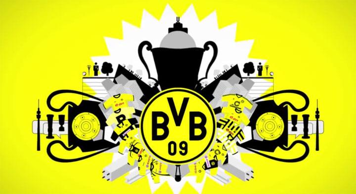 Visualisiert: Die Geschichte von Borussia Dortmund