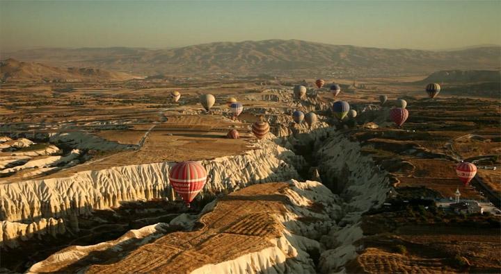 Ästhetischer Reisebericht: Going To Cappadocia