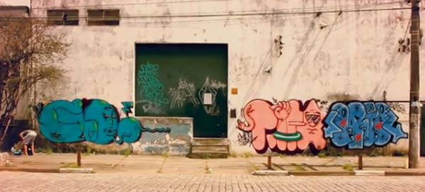 Graffiti-Kurzdoku: Grafitismo #6