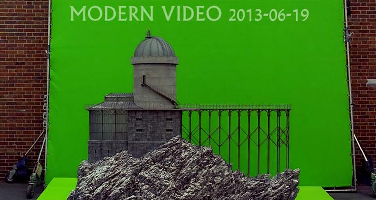 Grand Budapest Hotel VFX Breakdown