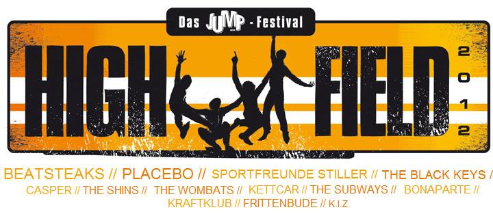 Gewinnt Tickets fürs Highfield Festival!