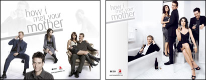 How I Met Your Mother – Wallpaper