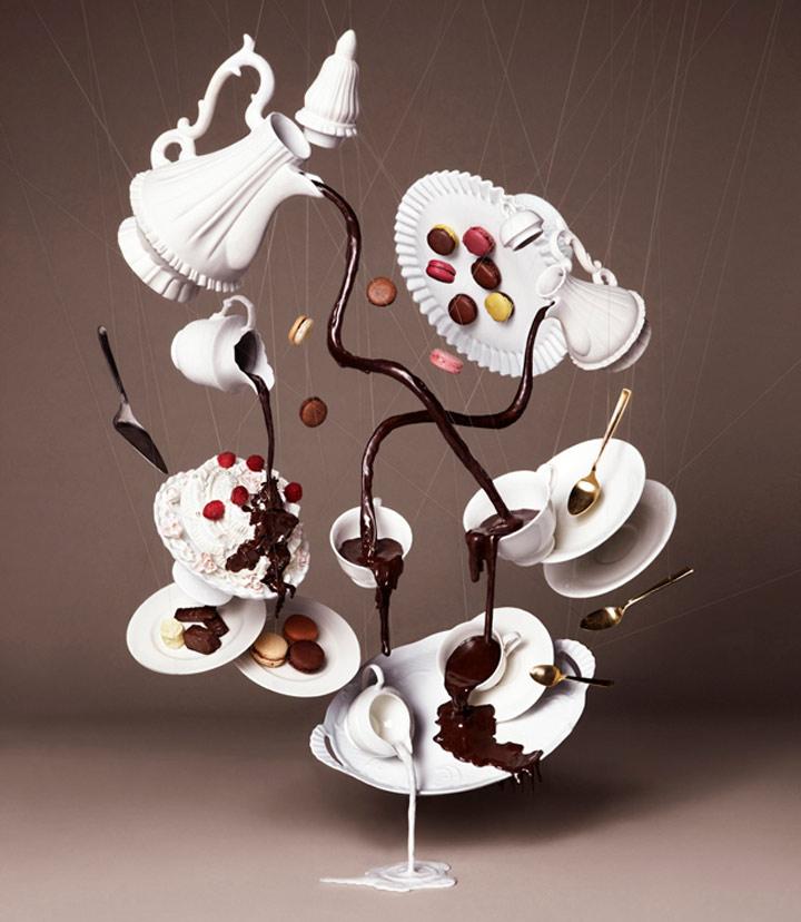 Fotografie: Schokolade liegt in der Luft
