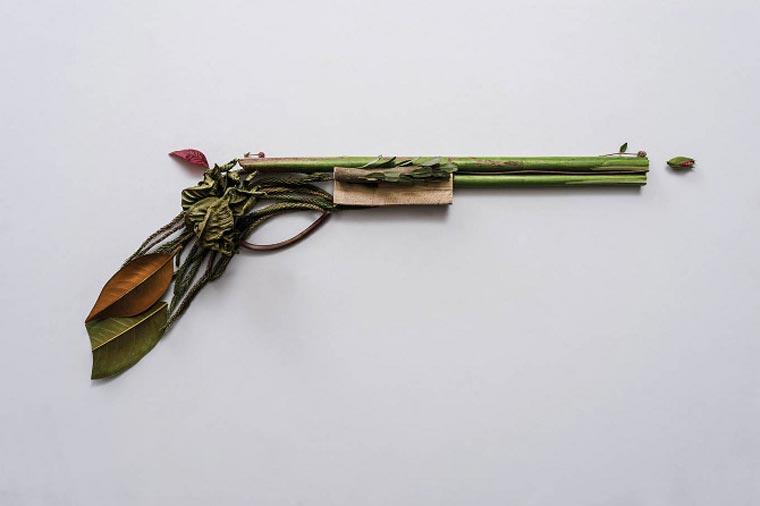 Harm Less: Waffen aus Pflanzen
