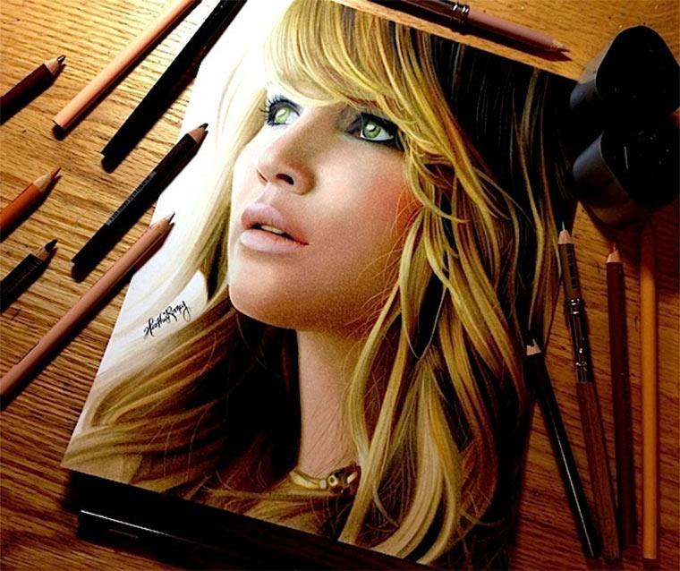 Zeichnungen: Heather Rooney