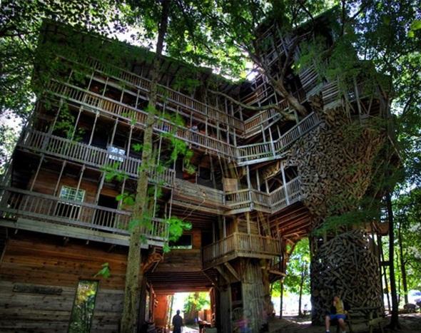 Dein Baumhaus ist kacke!