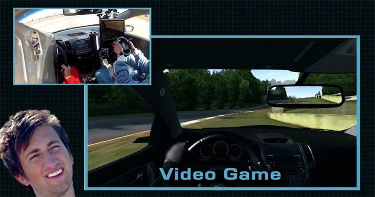 Durch Videospiele ein besserer Autofahrer?