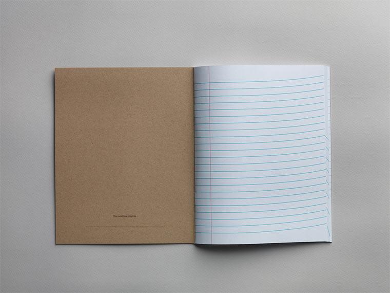 Das inspirierende Notizbuch