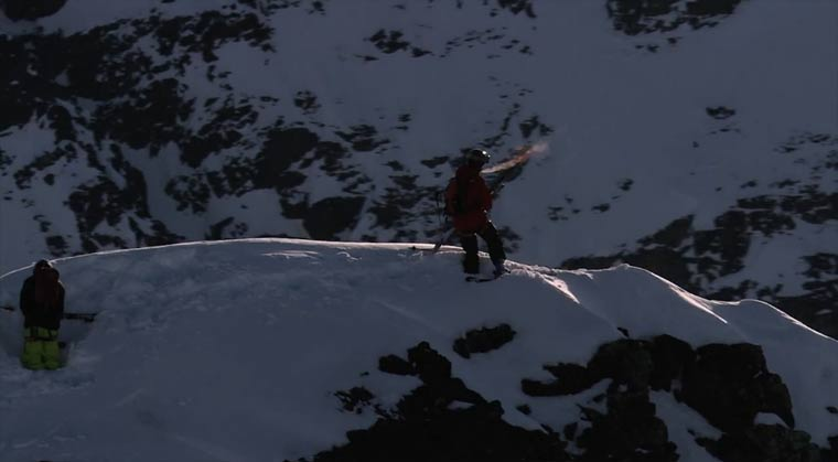 Pures Snowboard-Eyecandy: Into The Mind