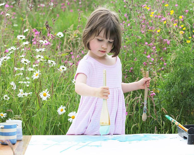 Geniale Malereien einer 5-jährigen Autistin Iris-Grace_02