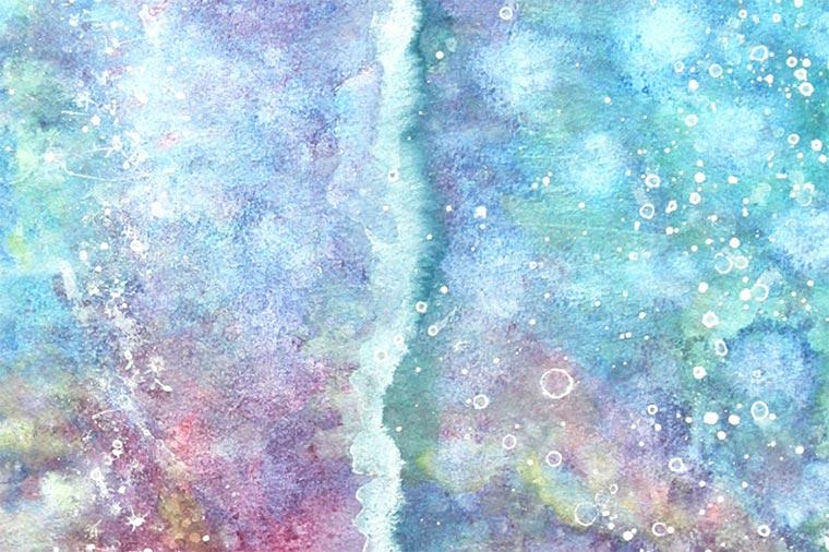 Geniale Malereien einer 5-jährigen Autistin Iris-Grace_03