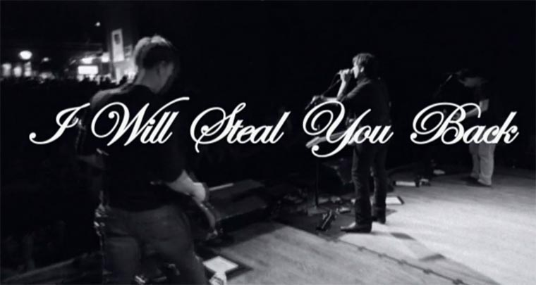 Videopremiere: Jimmy Eat World – I Will Steal You Back