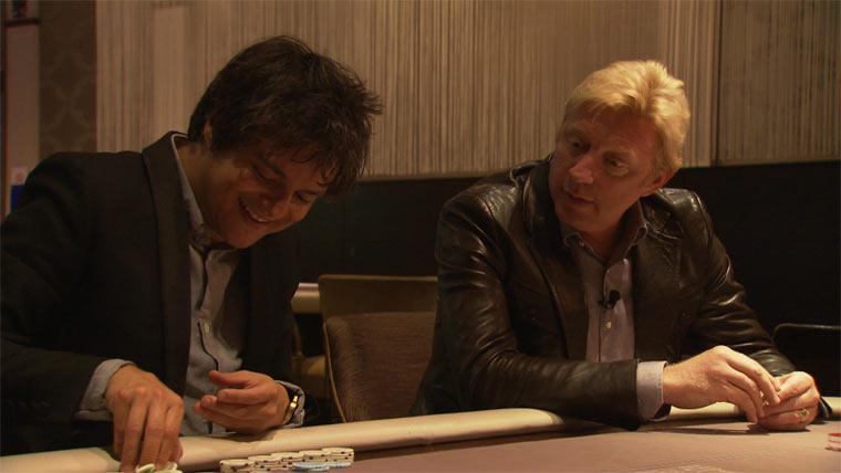 Durch die Nacht mit Jamie Cullum und Boris Becker