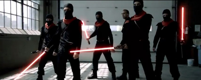 Cool²: Jedi Ninjas