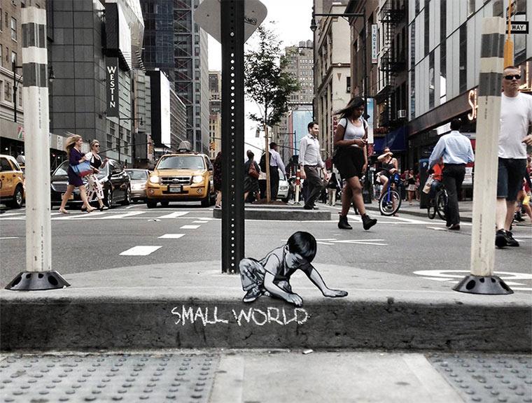 Street Art: Joe Iurato