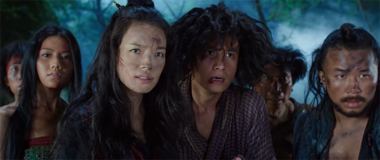 Trailer: Journey To The West