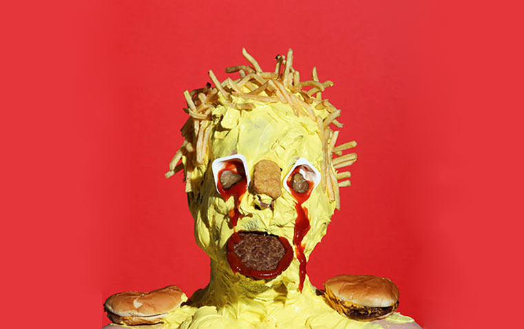 Junk Food-Portraits
