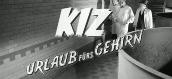 K.I.Z. – Urlaub fürs Gehirn [Musikvideo]