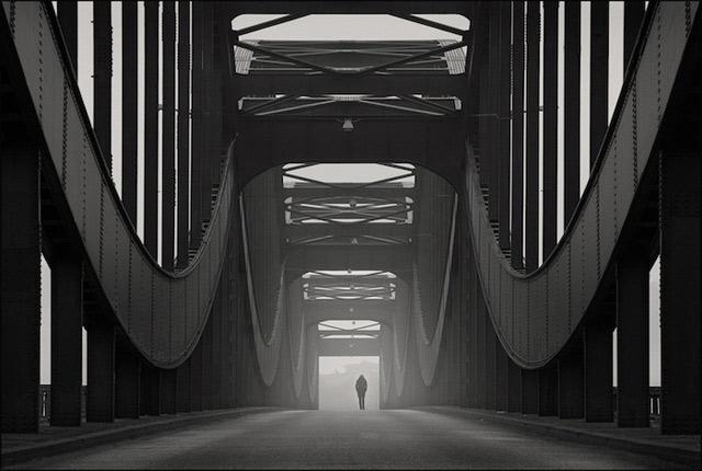 Schwarz-Weiß-Fotografie: Kai Ziehl