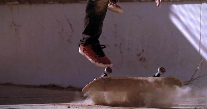 Magic Skateboarding: Kilian Martin – Altered Route