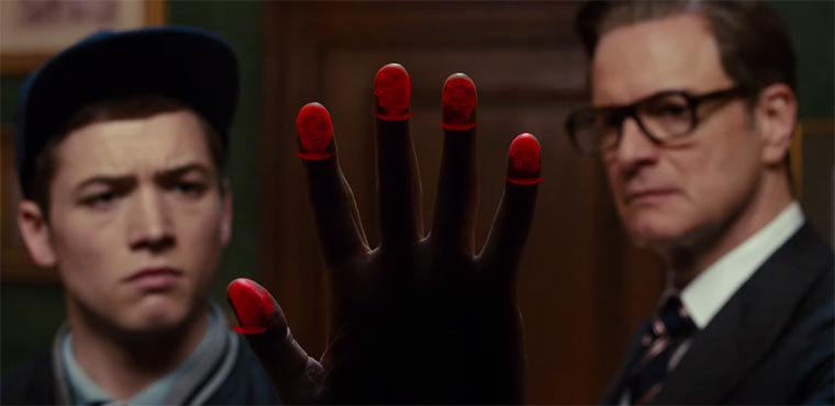 Trailer: Kingsman Kingsman