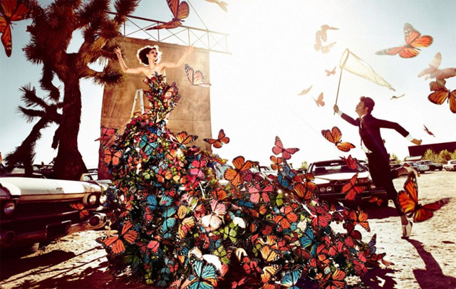 Fashion Fotografie: Kristian Schuller