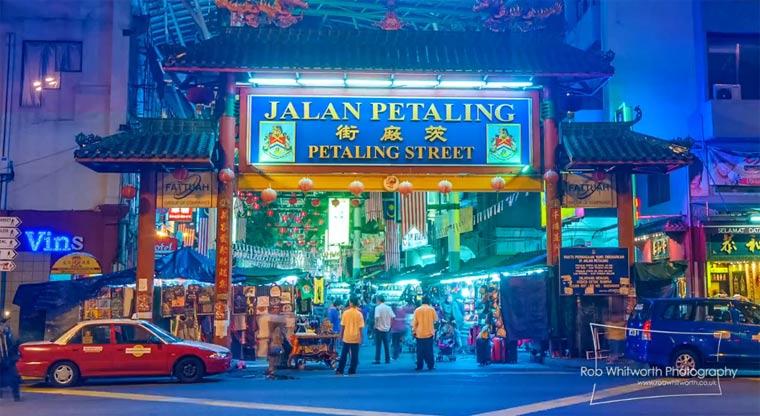 Timelapse: Kuala Lumpur DAY-NIGHT
