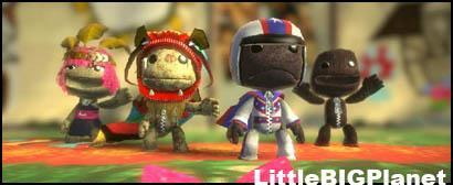 LittleBIGPlanet: Die Sicht aus der Beta