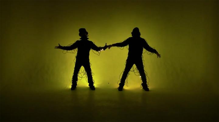 LED Lighting Choreography