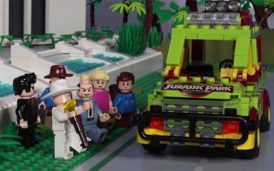 LEGO-Jurassic-Park