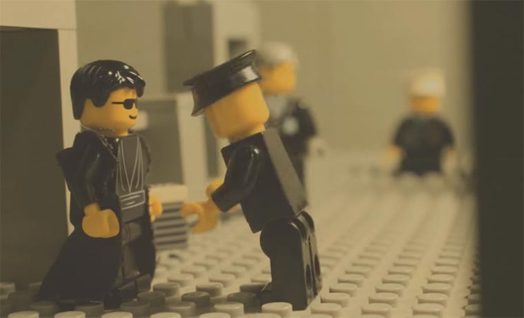 The LEGO Matrix LEGO-Matrix