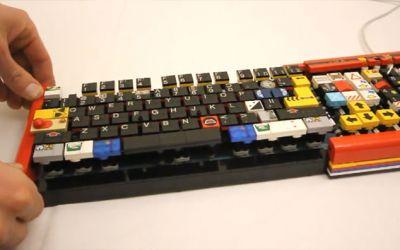LEGO-tastatur