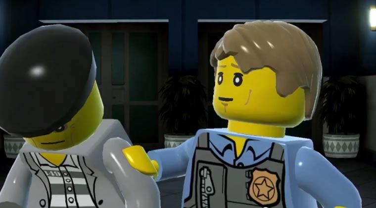 LEGO City Undercover: Charakter-Trailer