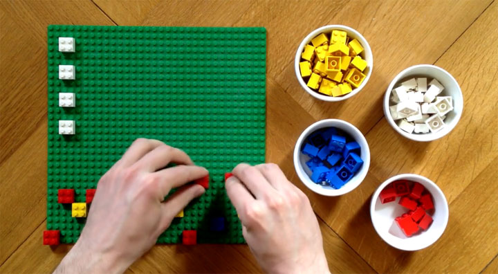 lego sequencer. Black Bedroom Furniture Sets. Home Design Ideas
