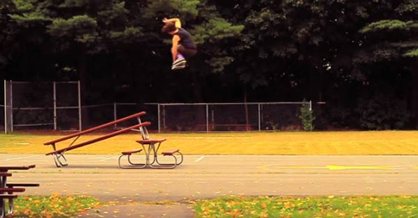 Feines Skate-Video: LUNCH – John Lyke