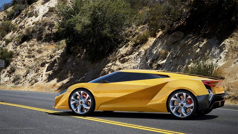 Lamborghini Querderro Concept