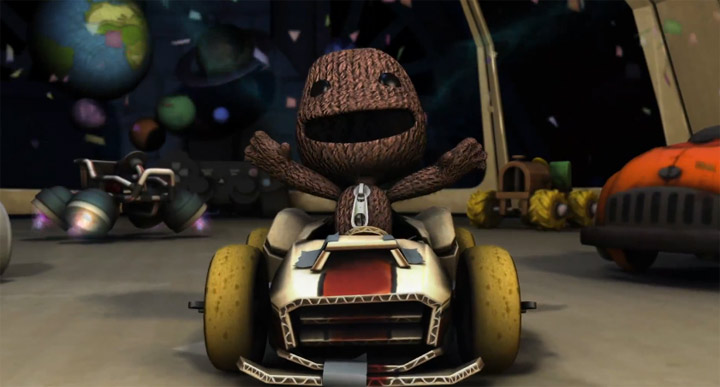Trailer: LittleBigPlanet Karting
