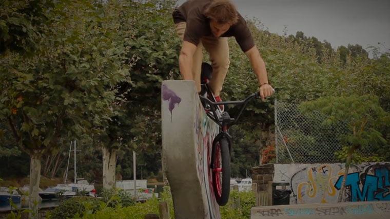 BMX: BSD – Luc LeGrand