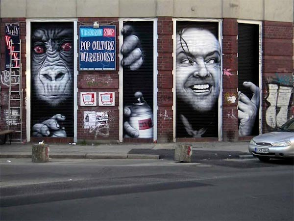 Street Art: MTO