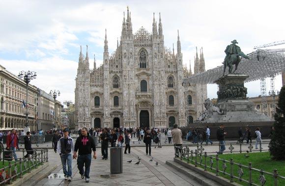 Mailand 2010: Der Reisebericht