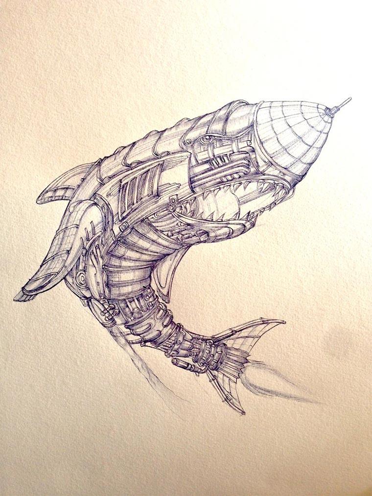 Zeichnungen: Marcomatic Marcomatic_02