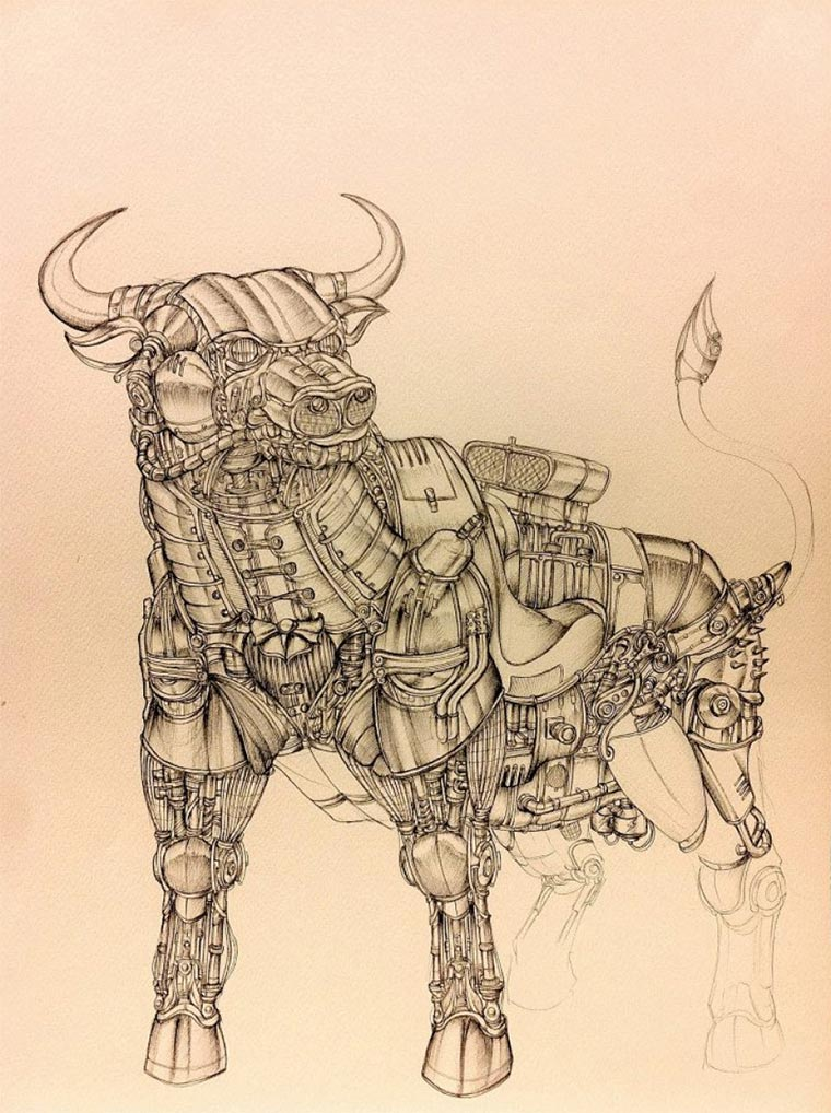 Zeichnungen: Marcomatic Marcomatic_07