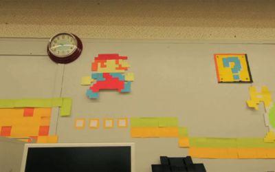 Mario_POst-It-Life